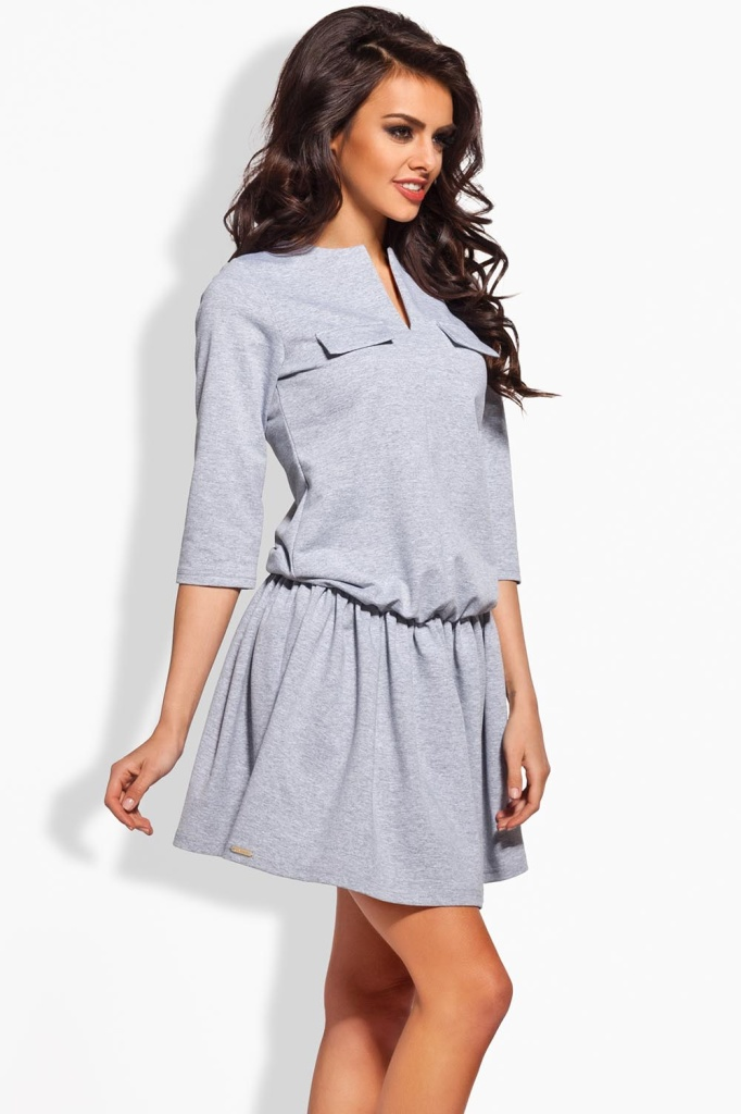 969828f77 Dámske štýlové šaty L126 - Dámska a pánska móda, športové oblečenie ...